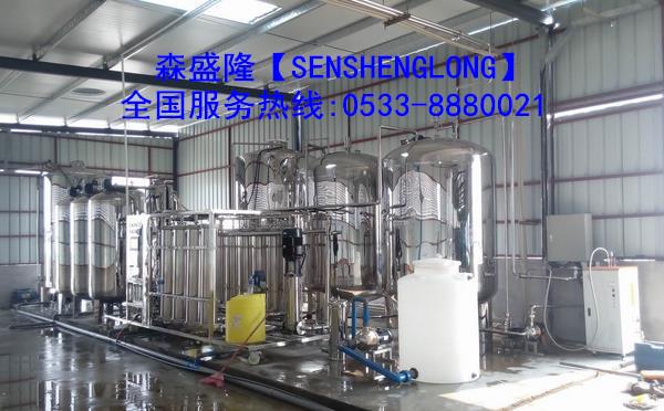 反渗透阻垢剂SS815【酸式】行业应用实例