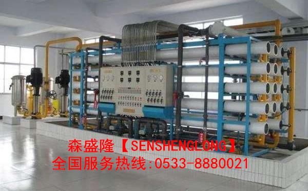 反渗透阻垢剂SS810产品应用实例